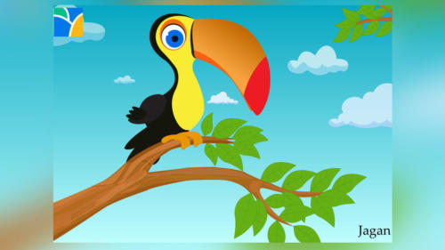 Bird Vector Art by - Jagan