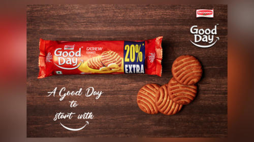 Good Day Ad by - Nandakumar